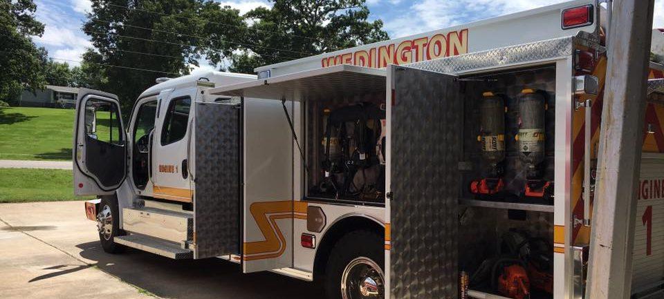 Wedington Fire Department